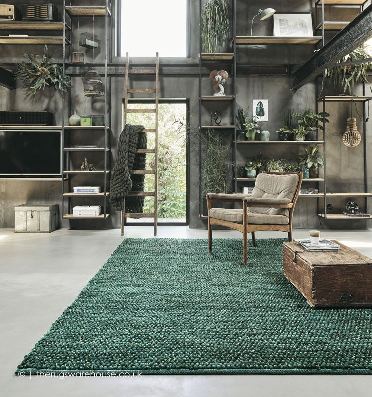 Pinstripe Green Rug Green Rug Solid Color Rug Rugs On Carpet