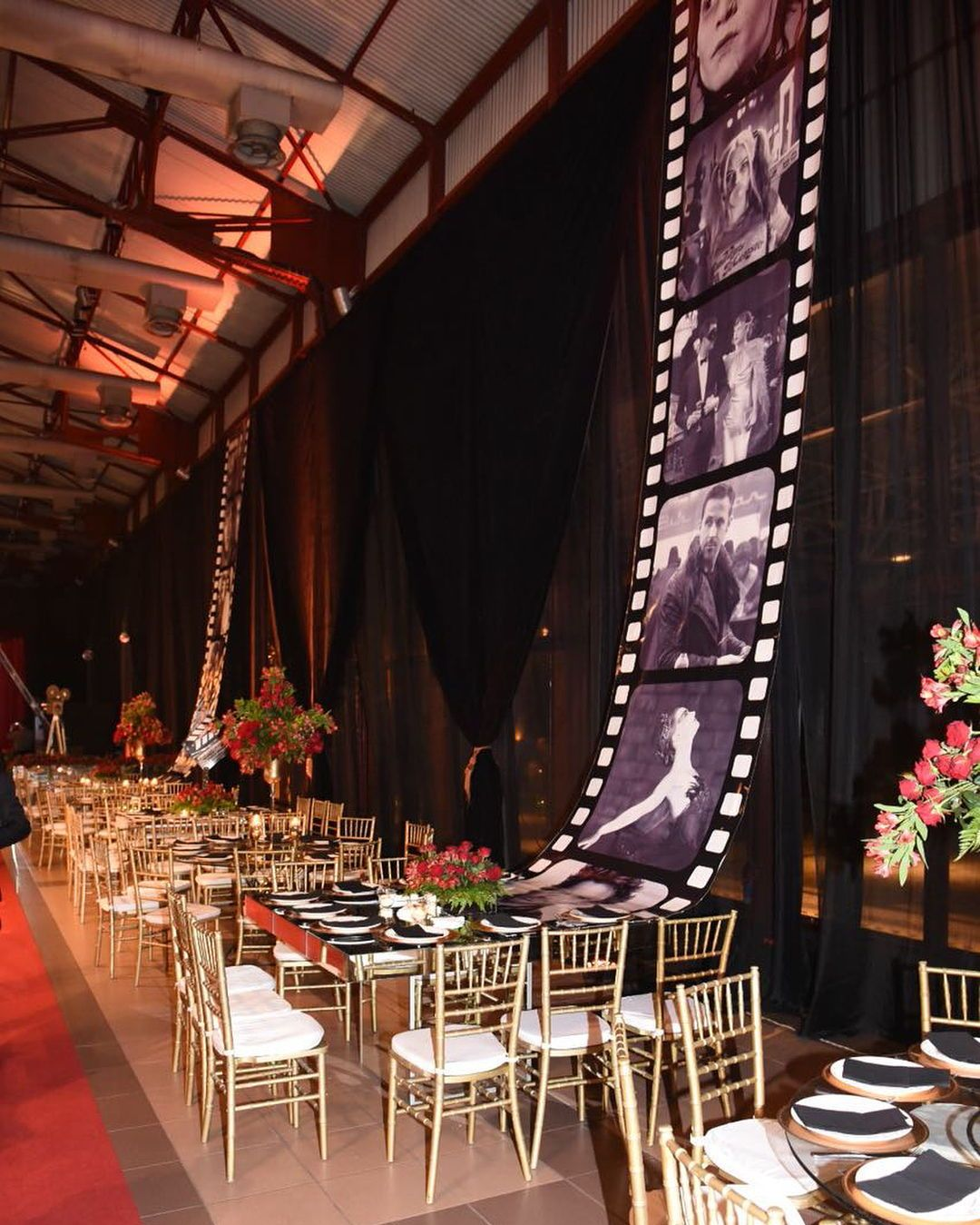 Hollywood Themed Quinceanera Ideas Hollywood Party Theme
