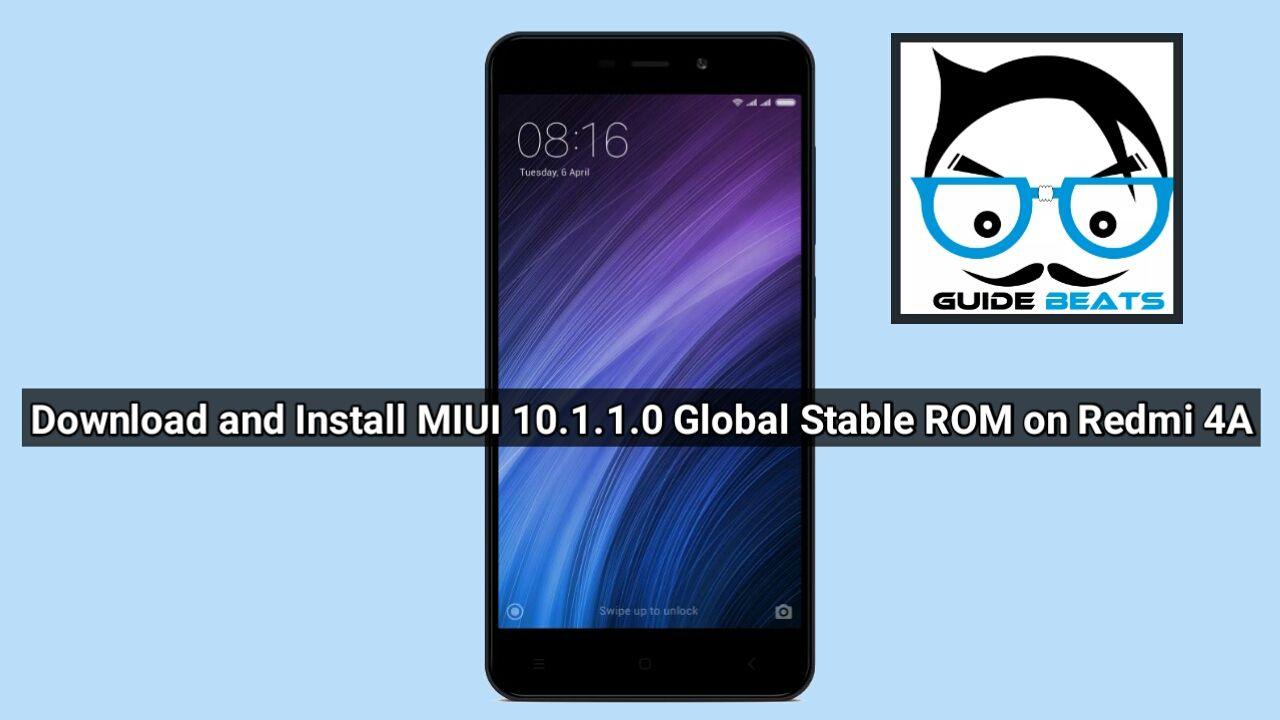 Download and Install MIUI 10 1 1 0 Global Stable ROM on