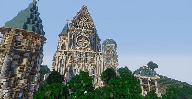 Visalis Minecraft Project