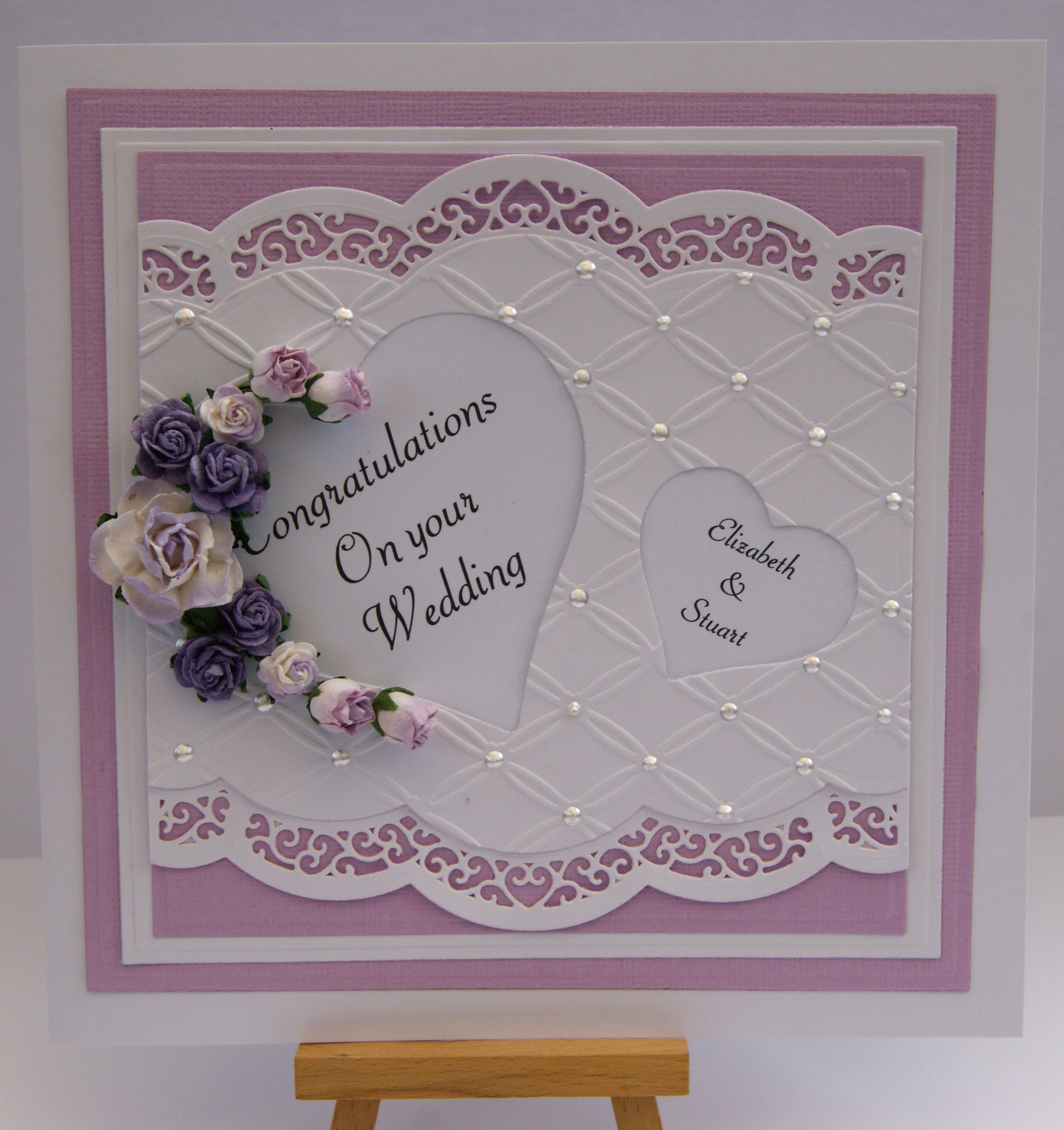 Wedding Cards Ideas To Make: Pin On Stampin Up