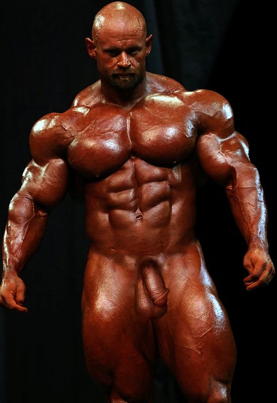 Naked bodybuilding pictures