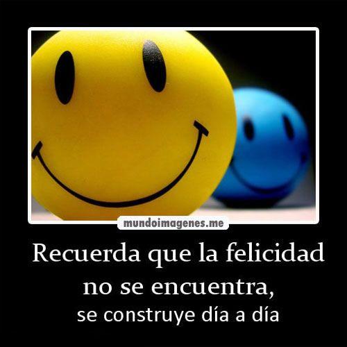 Frases De Felicidad Con Imagenes Para Facebook - Mundo Imagenes Frases Actuales