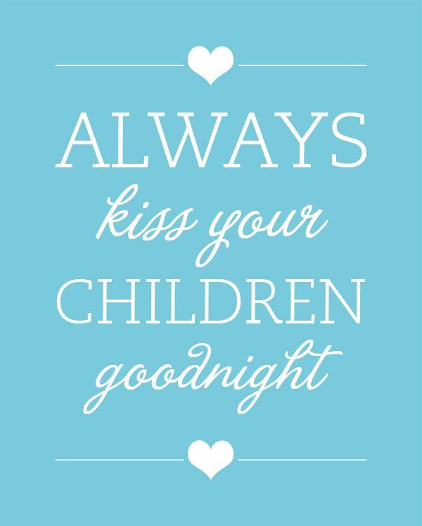 Like A Kiss Goodnight Good Night Image Good Night Quotes Good