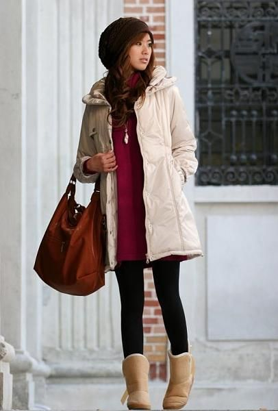 womens winter clothes beauty and fashion pinterest