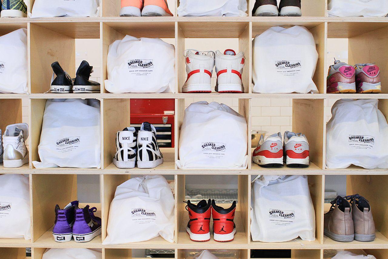 Image of Jason Markk Opens the Doors to Its One-Stop Drop Off Sneaker Care & Jason Markk Opens the Doors to Its One-Stop Drop Off Sneaker Care ... pezcame.com
