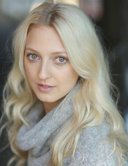 Beautiful Photo Of Georgia Hirst Who Plays The Part Of Torvi On
