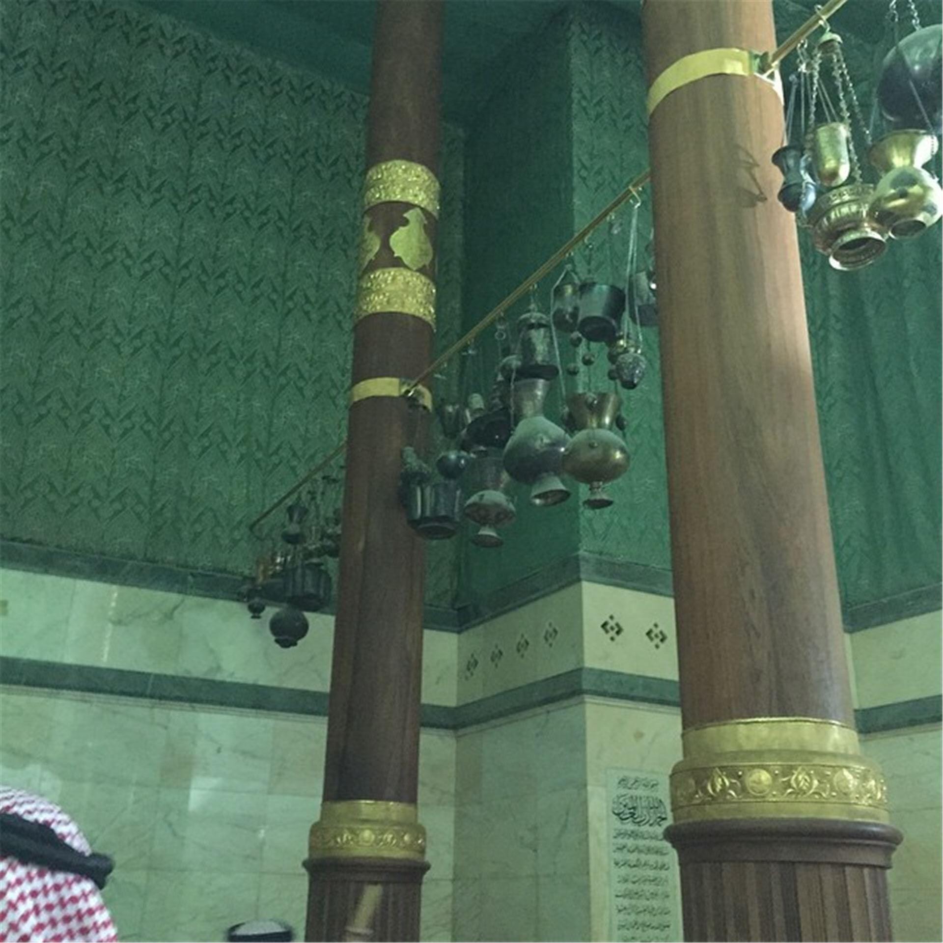بالصور هذا ما تخفيه الكعبة من الداخل العربية نت الصفحة الرئيسية Mekah Fotografi Kota Gambar
