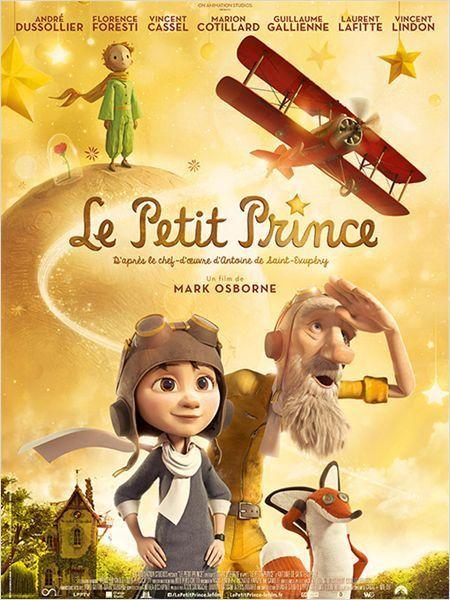 Le Petit Prince Film D Animation 2015 Des 5 Ans Vivrelivre Le Petit Prince Film Le Petit Prince Le Petit Prince 2015