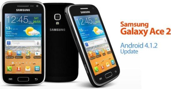 Jelly Bean Update For Samsung Galaxy Ace 2 Is Now Available In Portugal Expected In Other Countries Soon Galaxy Ace Samsung Galaxy Samsung