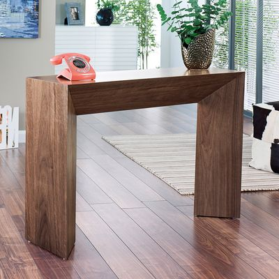 Click to zoom Sophia console table walnut dWELLCOUK 200
