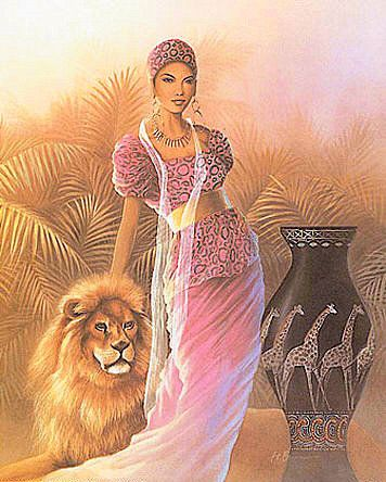 Nyarvirazi The Were Lioness Origins Rwanda South East African