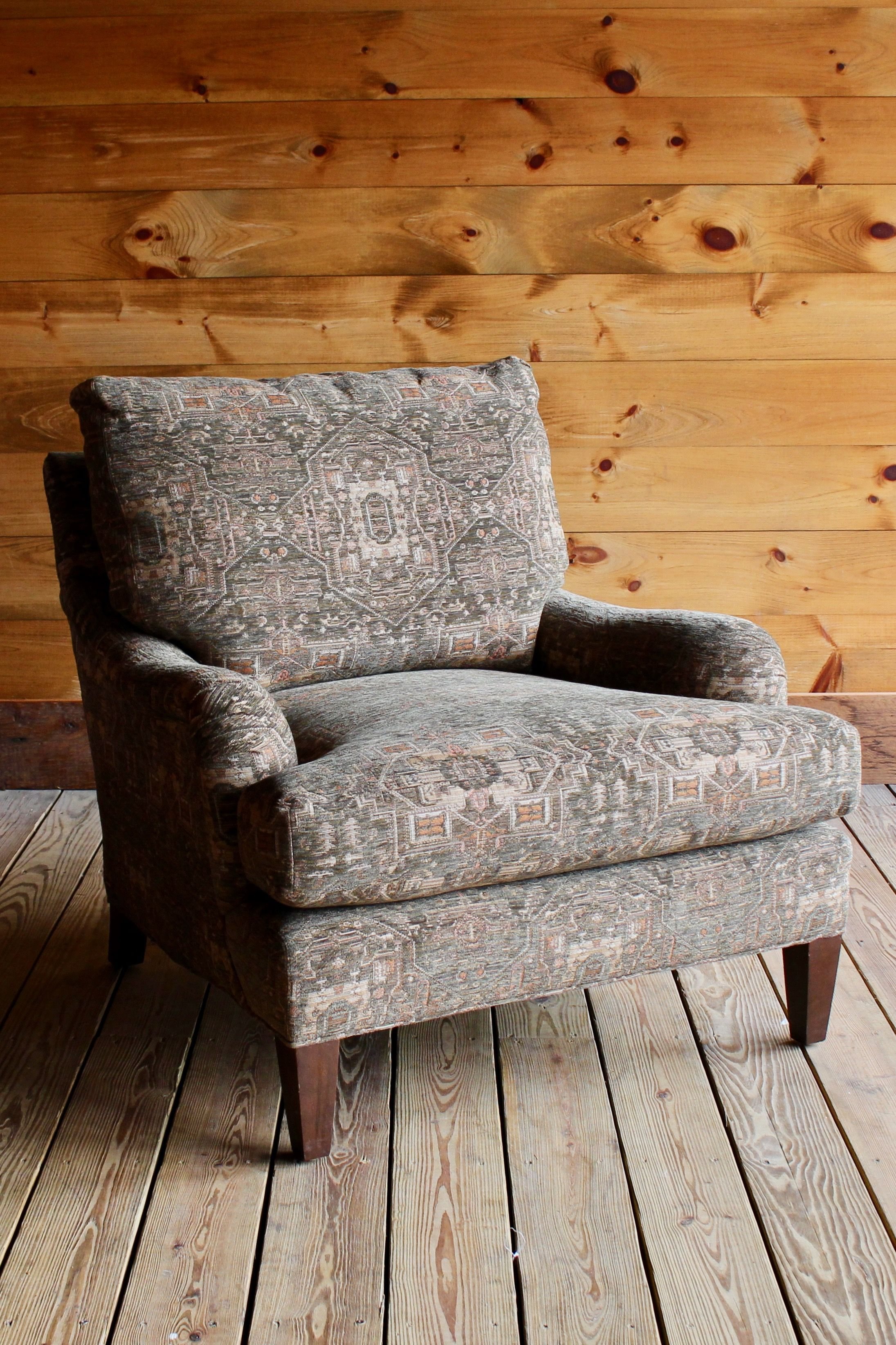English Arm Chair With Images Furniture Western Furniture