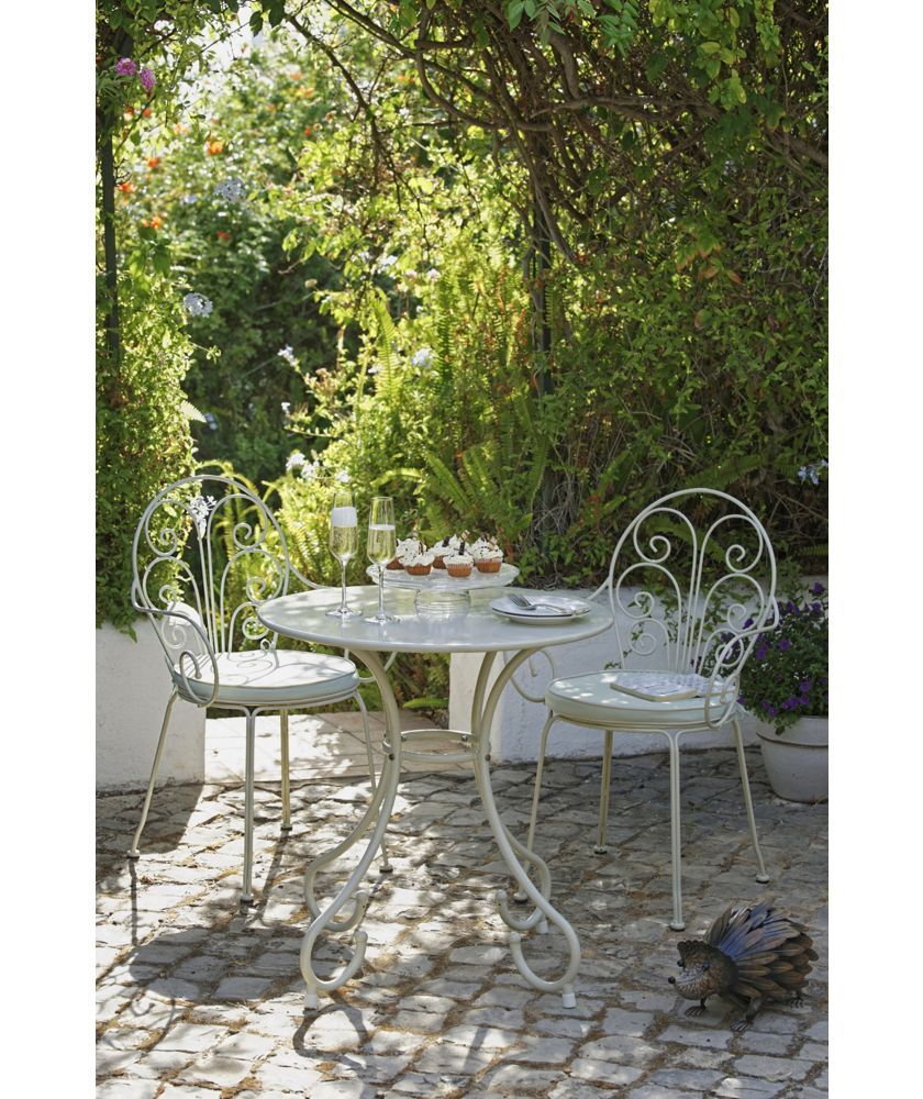 Buy Heart Of House Jasmin 2 Seater Bistro With Cushions At Argos.co.uk