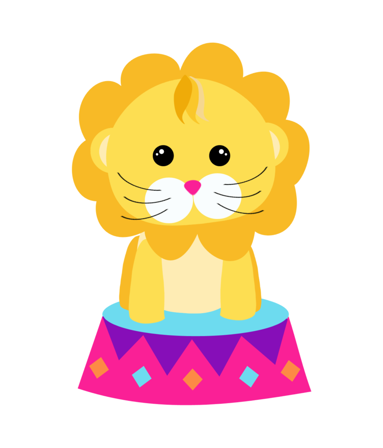 circus lion png - photo #3