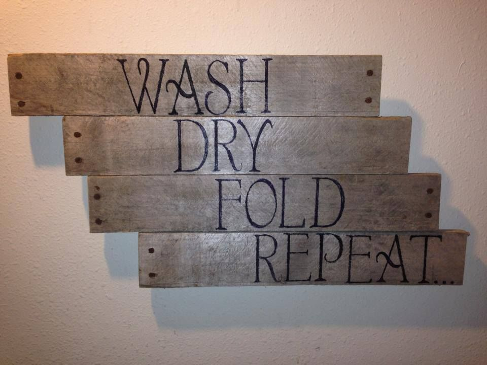 reclaimed pallet sign made by Jess's Junk to purchase head on over to http://www.facebook.com/jessicajosjunk