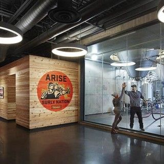 Surly Brewing MSP / HGA   Brewery - Tap Room   Pinterest   Tap room ...