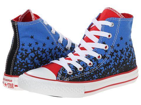 Converse Kids Chuck Taylor® All Star® American Stars Hi