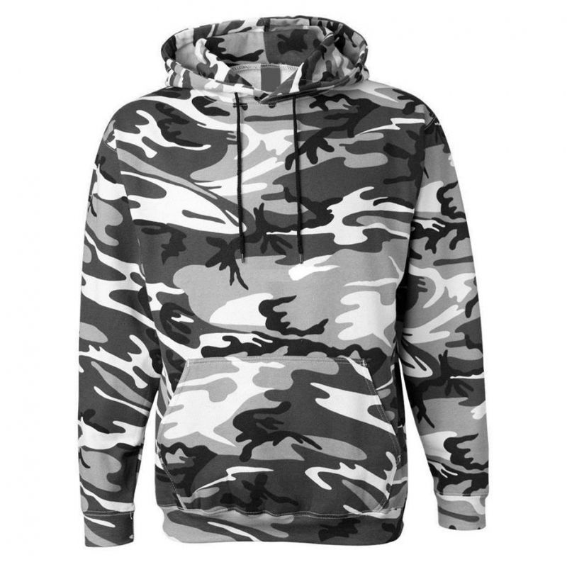 Fox Mens Realtree Allover Print Zip Fleece