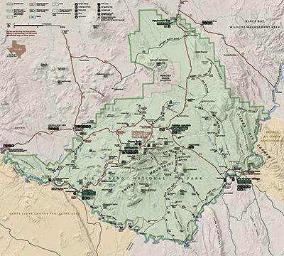Big Bend National Park NPS terlingua and I Pinterest Park