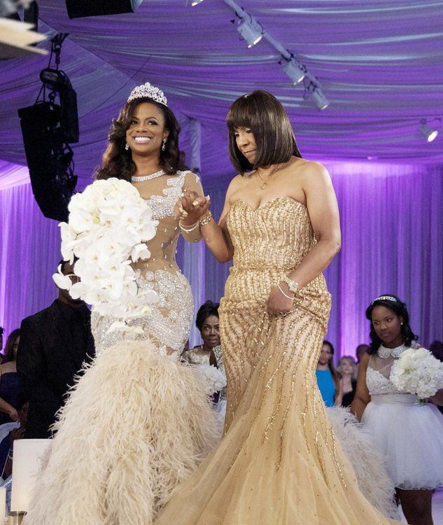 Kandi Burruss And Todd Tucker S Wedding Photos