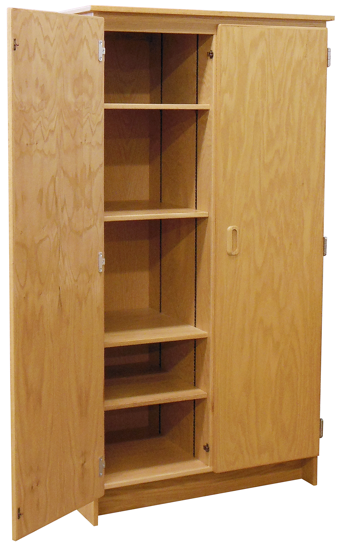 Wood Storage Cabinets Full Height