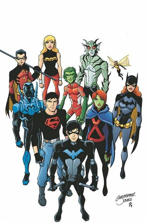 New episodes of Young Justice start Sept.29!!