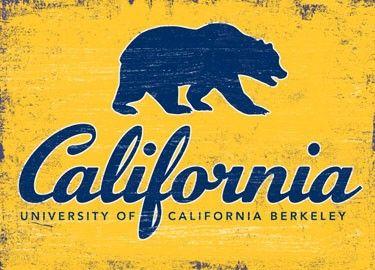 University Of California Berkeley Bears University Of California Berkeley University Of California Berkeley