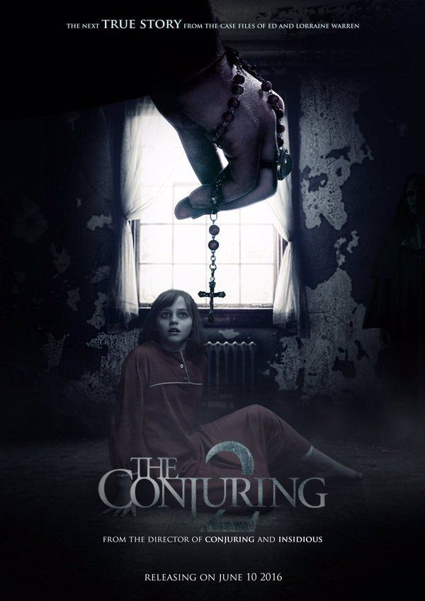 Check Out These Recordings That Were Inspiration For The Conjuring 2 New Posters The Conjuring Conjuring Film Download Movies