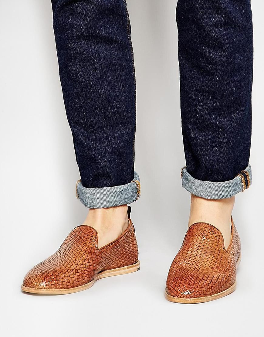 H By Hudson Ipanema Woven Shoes