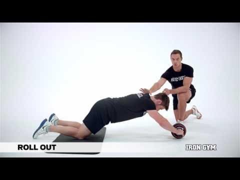 iron gym how to use speed abs  youtube  iron gym abs