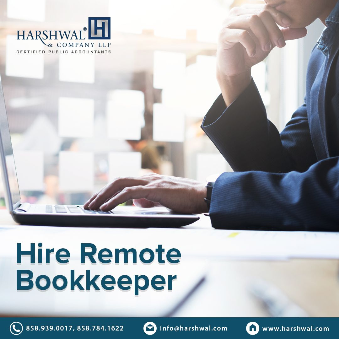 Remote bookkeeping is the remote services that are