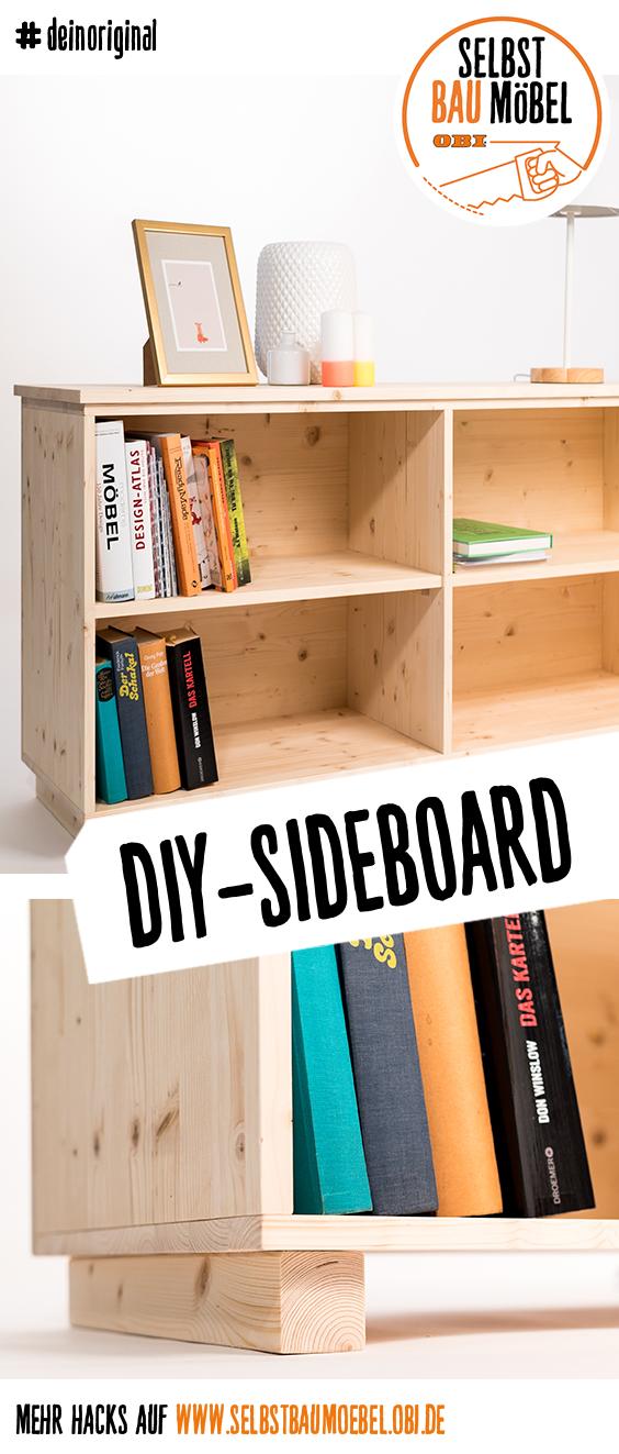08/15 Möbel Ade! Bau Dir Jetzt Dein Ganz Individuelles Sideboard Einfach  Selbst