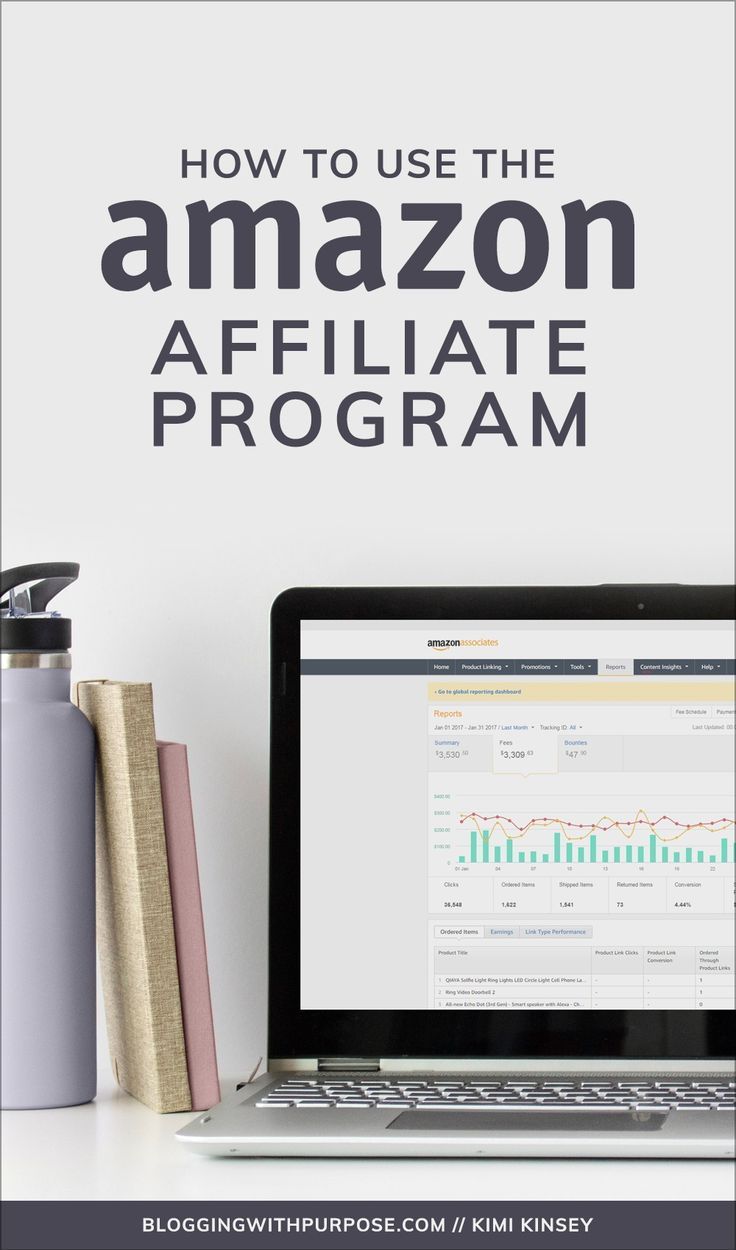 How to Use the Amazon Affiliate Program in 2020