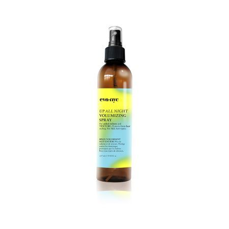 Get the ultimate blow out with this rice derived spray, which adds ./modnique..
