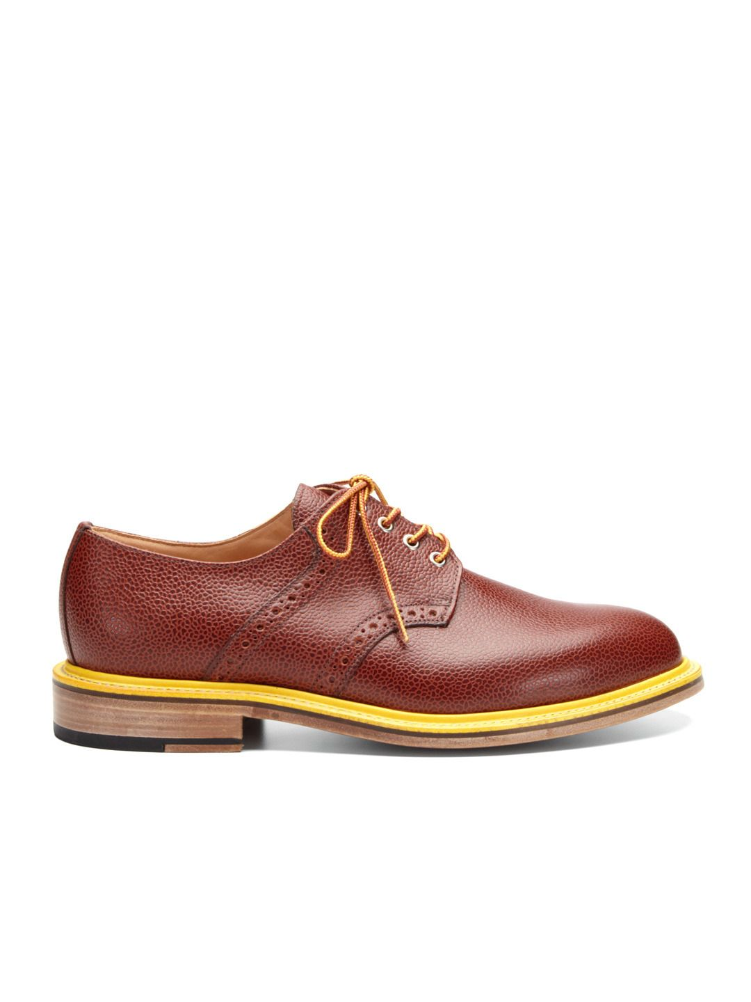 Top Grain Saddle Shoes by Mark McNairy on Park & Bond