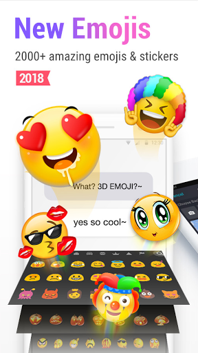 ad free emoji keyboard for android