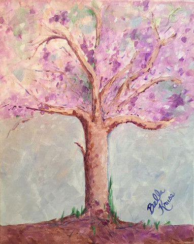 1E Spring Tree
