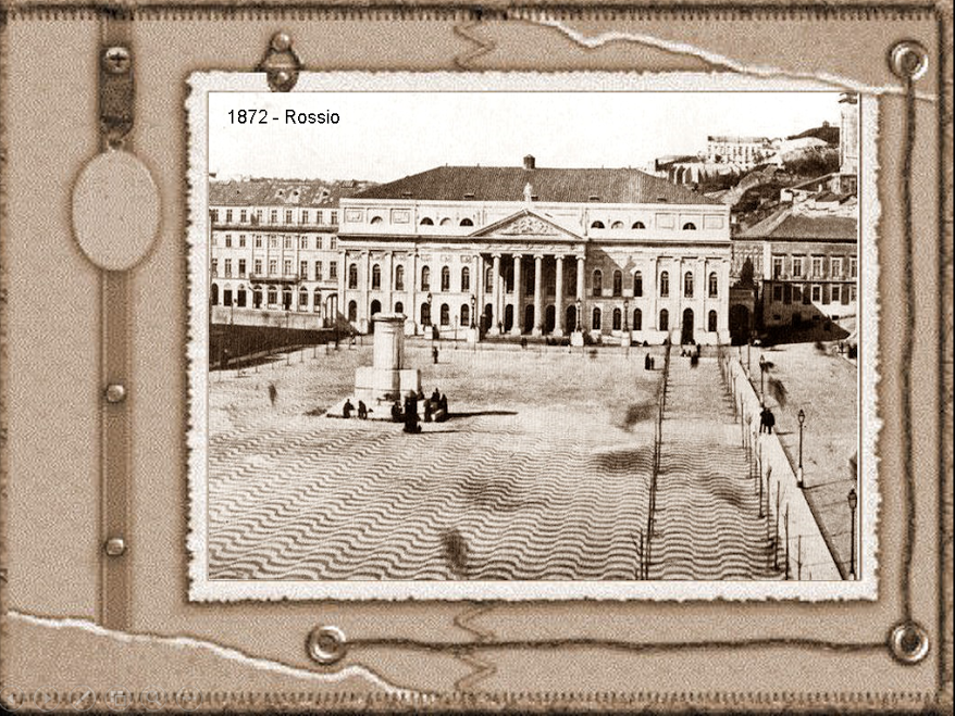 ROSSIO EM 1872