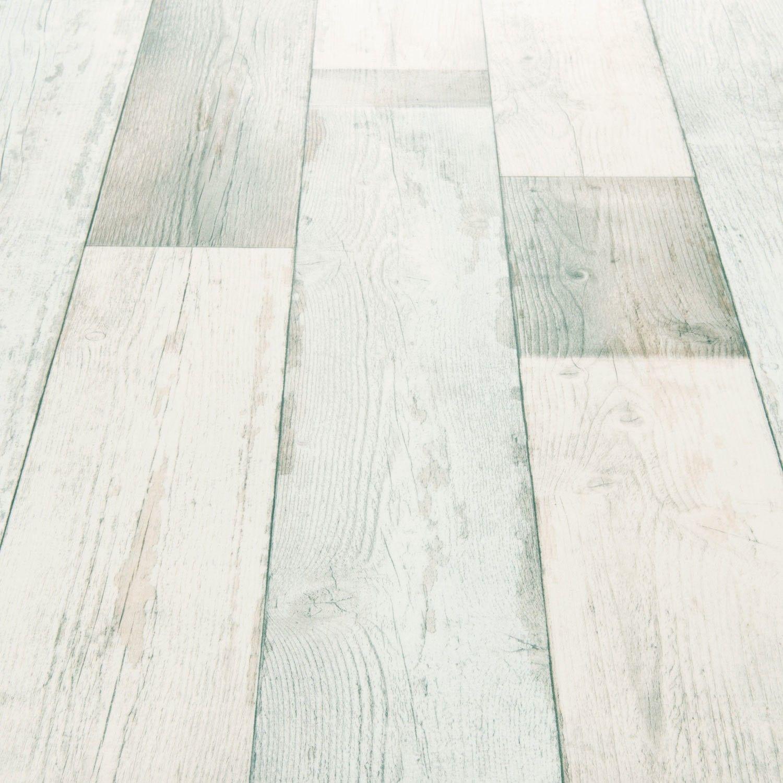 Linoleum Faux Wood Flooring: Floorgrip 593 Verbier Wood Effect Vinyl Flooring