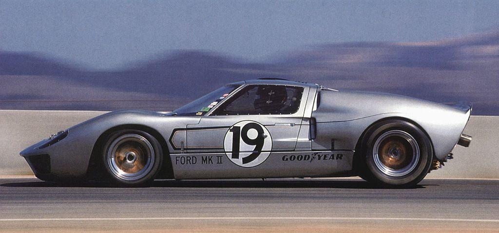 ford gt 40 mk ii 1966