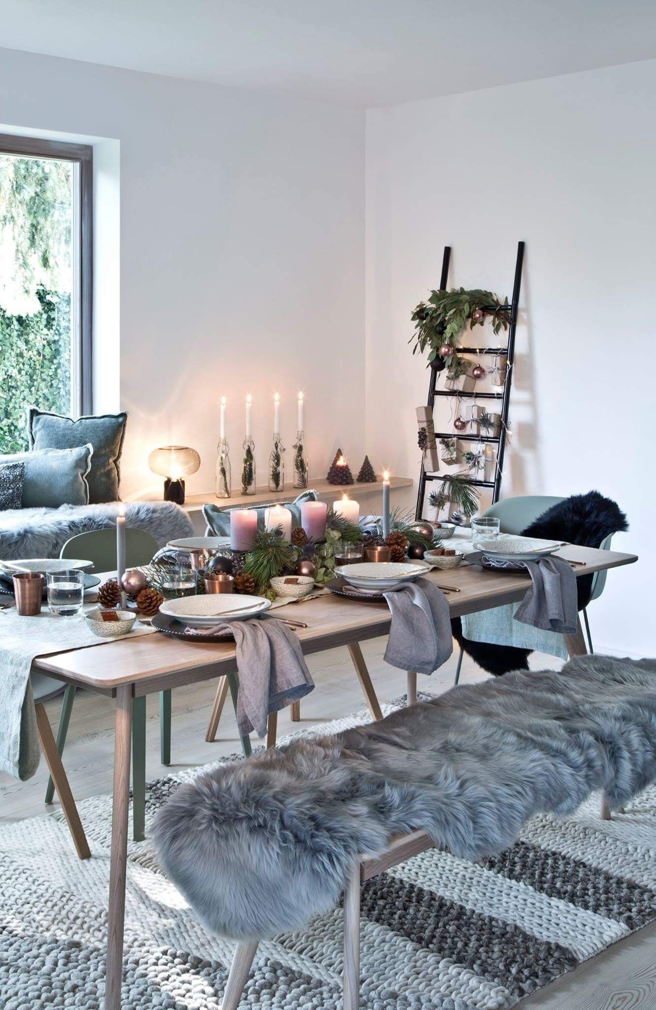 Nordische Weihnachtsdeko.Tante S Fr Loves This Bohemian Home Garden