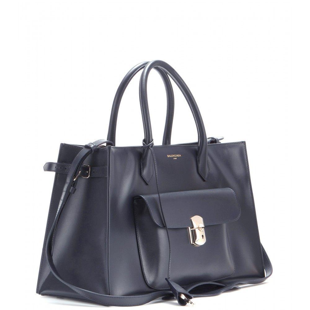 verkkokauppa maksaa viehätysvoimaa parhaat tarjoukset mytheresa.com - Padlock Work M leather tote - Totes - Bags ...