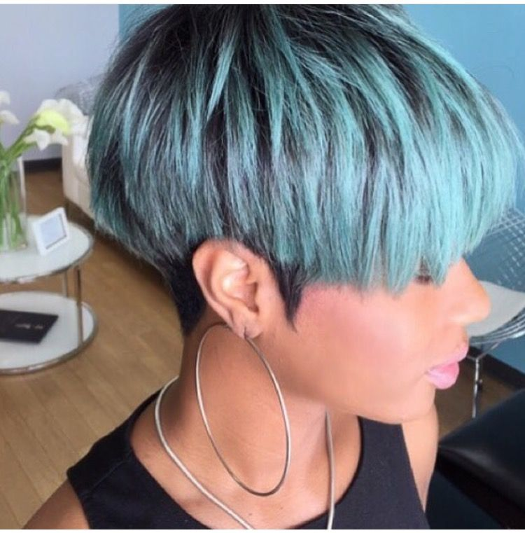 [www.TryHTGE.com] Try Hair Trigger Growth Elixir ============================================== {Grow Lust Worthy Hair FASTER Naturally with Hair Trigger} ============================================== Click Here to Go To:▶️▶️▶️ www.HairTriggerr.com ✨ ============================================== This Turquoise Bowl Cut is Electric!!