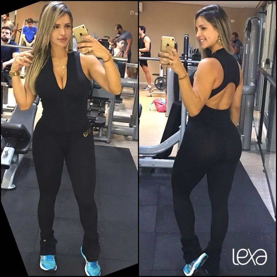 b899f9415 Macacão M41 Preto na Lexafitwear. www.lexafitwear.com.br Lexa Fitwear é a  linha fitness que garante a você extremo conforto na hora dos treinos, ...