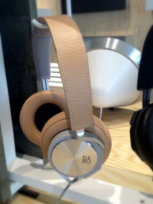 B PLAY: New Headphones H6 Launch, Copenhagen August 2013