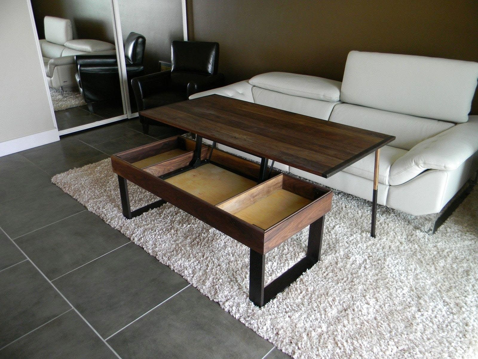 Ikea Convertible Coffee Table