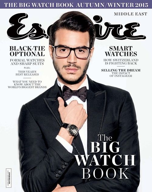 Esquire Middle East - Big Watch Book - Autumn/Winter 2015