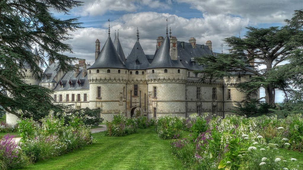 Chateau de Chaumont-sur-Loire, Chaumont-sur-Loire, France  I've been inspired to #CheatOnGreek with Stonyfield organic Petite Crème, and you can, too! What's YOUR French inspiration? #CheatOnGreek #Contest You can enter, too: www.stonyfield.com