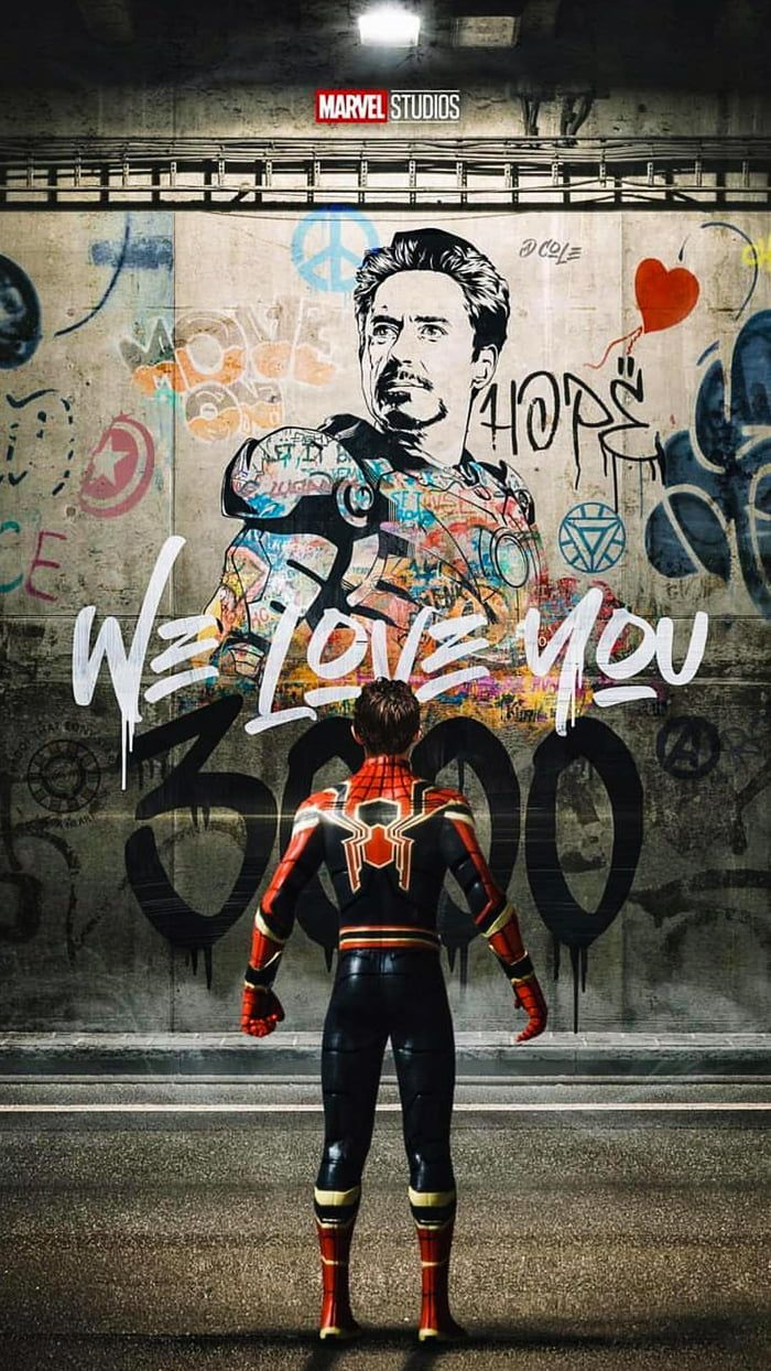 We love you 3000 �